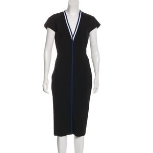 Victoria Beckham Zipper Dress